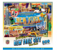 Greetings From New York City 550 piece jigsaw puzzle (+poster!) 610mm x 460mm  (mpc)